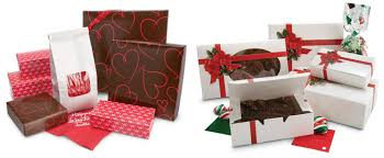 fudge gift boxes mod pac stock packaging pattern fudge boxes candy boxes gift