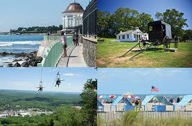 top nearby family vacation spots