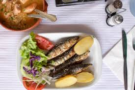 fish cuisine a sheet to portuguese food eater