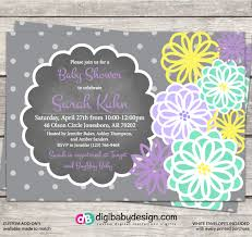 baby shower invitation chalkboard baby shower invite
