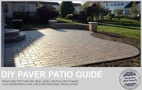 Paver Patio Install Luxury How To Install A Paver Patio Qmriv Mauriciohm