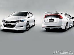 Honda Insight Hybrid Interior Mugen Tunes New Honda Insight Hybrid Spinout Modified Magazine