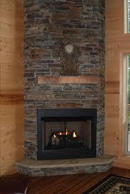 rock fireplace binhminh decoration
