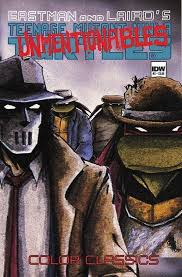 teenage mutant ninja turtles color classics u2013 2 u2013 idw publishing