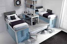 Lofted SpaceSaving Furniture For Bedroom Interiors - Space saving bedroom design