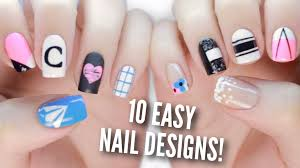 10 back to nail art designs the ultimate guide 2 youtube