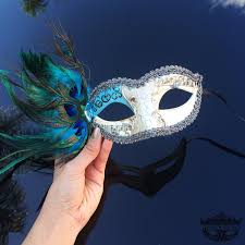 mask with feathers masquerade mask feather masks masquerade mask feather