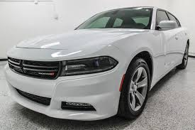 awd dodge charger 2016 used dodge charger 4dr sedan sxt awd at dip s luxury motors