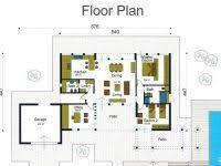 3 bedroom open floor plans homes zone