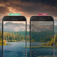 vrs design galaxy a5 2017 glass screen protector 2 pack