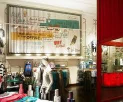 store bureau center light bureau illuminates concept store in brighton