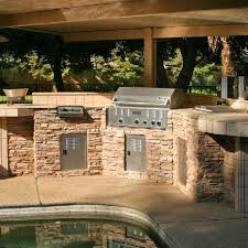 Custom Backyard Grills Outdoor Kitchens U0026 Grills Fresno Custom Design Bbq Islands