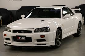 nissan japan used 2001 nissan skyline r34 for sale in essex pistonheads