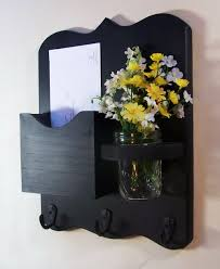 Mail And Key Holder Chalkboard Organizer Key Holder Home Design Ideas