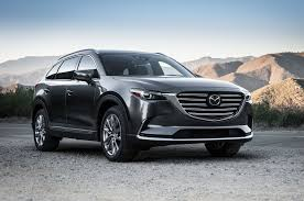 new mazda truck production of 2017 mazda cx 9 starts in japan