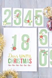 good christmas countdown at diy christmas countdown ideas blog on
