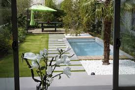 apartments stunning backyard pool house designs with black