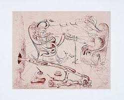 salvador dali lithographs and drawings