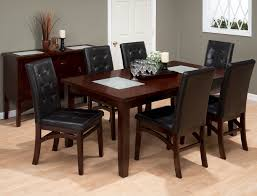 Espresso Dining Room Sets Jofran 863 72 Chadwick 8 Piece Rectangle Extension Dining Room Set