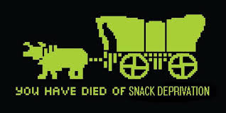 Oregon Trail Meme - image oregon trail meme you have died of snack deprivation thread