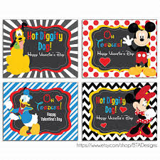 mickey mouse s day printable mickey mouse cards for kids
