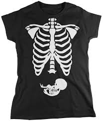 Cute Maternity Halloween Shirts Baby Loading Women Long Sleeve T Shirt Pregnant Baby Shower Gift