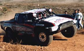 rally truck racing who drives the 10 most bad trophy trucks