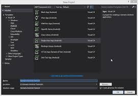 tutorial xamarin xamarin tutorial 01 adding scichart libraries as dependencies