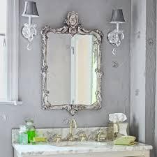 glam bathroom ideas style bathroom silver screen style create a glam