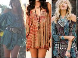 bohemian fashion the bohemian clothing is most crafty in its look it combines with