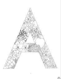 5 best images of floral alphabet design free embroidery design