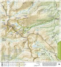 Crestone Colorado Map by Colorado 14ers South San Juan Elk And Sangre De Cristo