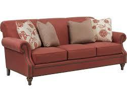 Leather Sofa Furniture Windsor Sofa Broyhill Broyhill Furniture