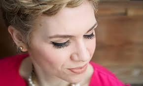 eyelash extensions aln nail salon u0026 spa groupon