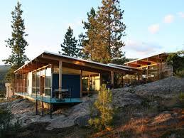 steep hillside house plans modern house plans on a slope