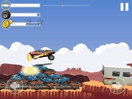 play online monster truck racing games monster car stunts android apps on google play