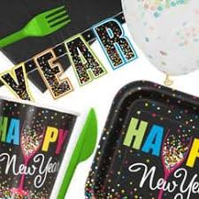 new years party packs new year party tableware partyrama