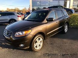 siege hyundai hyundai magog used 2011 hyundai santa fe for sale in magog