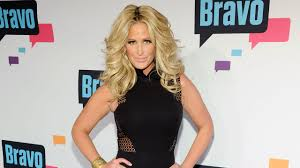 Kim Zolciak Kitchen by Kim Zolciak Gives Update On Son Kash As He Returns Home From