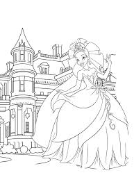 Great Princess Castle Coloring Pages 47 In Coloring Pages Online Coloring Pages Castles