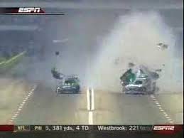 john force crash at dallas condition summary youtube