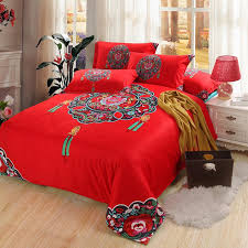 100 Cotton Queen Comforter Sets China Tang Dynasty Traditional Comforter Bedding Sets Home Textile