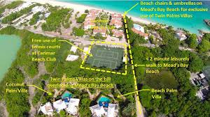 two 2 bedroom anguilla villa rental best value villa rental anguilla