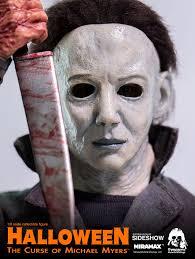 Michael Myers Halloween Costume Halloween Curse Michael Myers Sixth Scale Figure