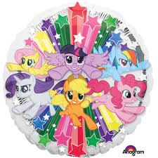 my pony balloons my pony foil balloon my pony balloons