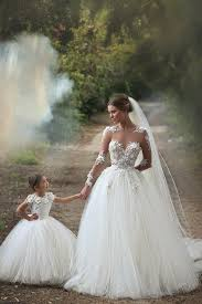 cheap tulle white cheap sleeve tulle flower girl dresses custom