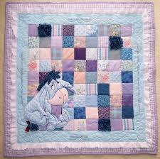 Winnie The Pooh Duvet Eeyore Quilt Idea Love It Quilts Pinterest Eeyore Babies