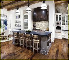 kitchen islands with posts large kitchen island designs with seating home design ideas