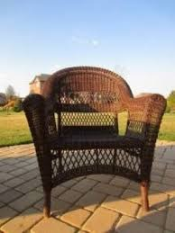 wicker furniture chicago area wicker patio furniture