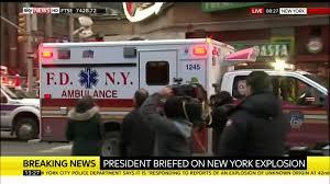 Port Authority Six Flags Times Square Blast New York Explosion U2013 Blast At Manhattan U0027s Port